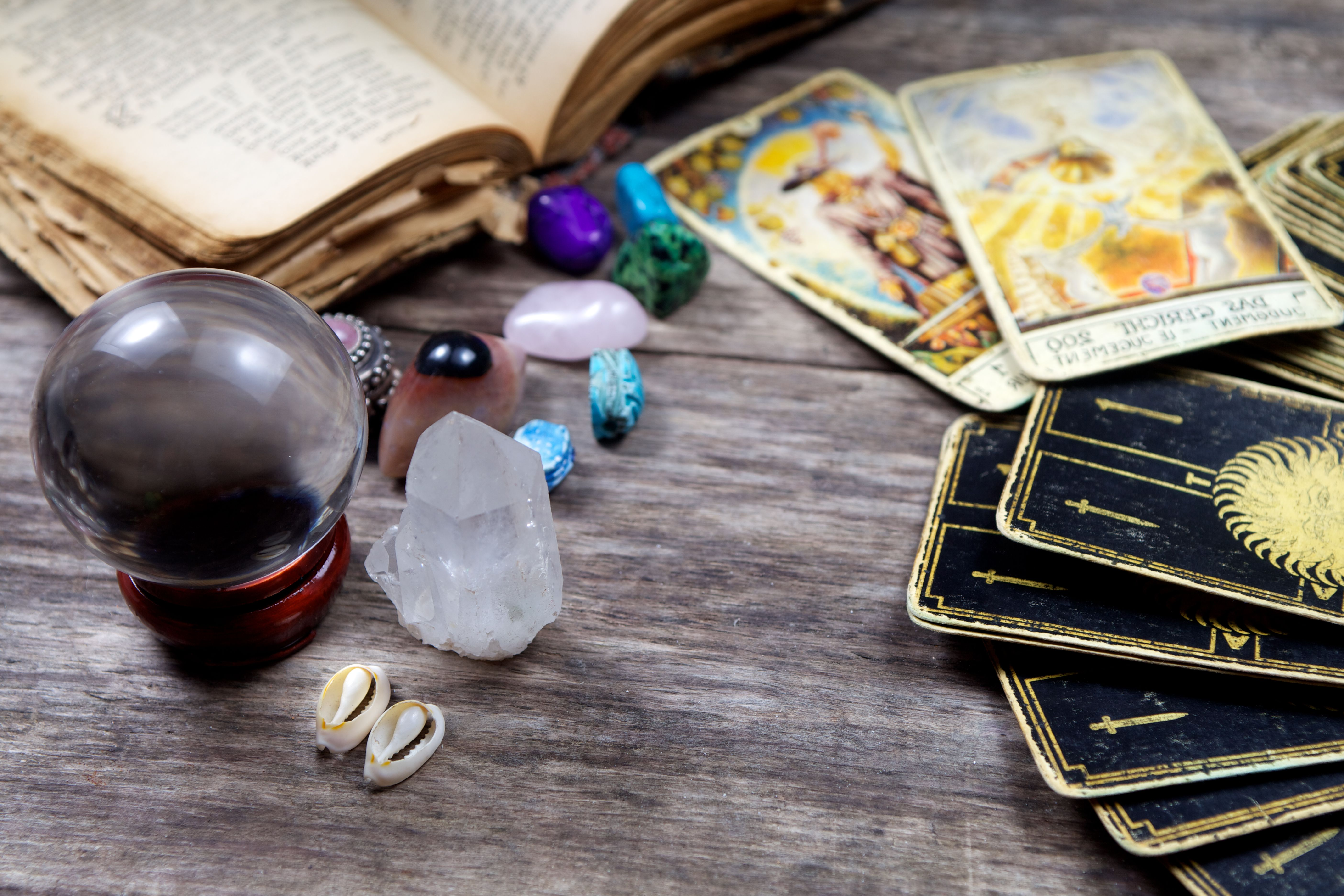 Clairvoyance reading